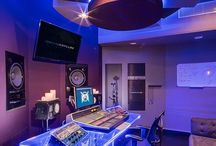Music Production Studios