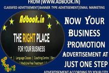 www.adbook.in / ADVERTISEMENT SITE FOR ALL INDIA CITY WISE VERY LOW PRICE