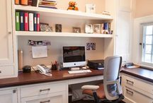 Home Office / by Meg Bailin