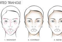 Hartvormig gezicht correcties / Hartvormig gezicht correcties  Pinterest: aestheticgeek or contactgeek  https://aestheticgeek.com/