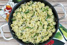 Pasta Recipes / Recipes for Pasta