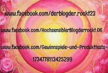 Meine Blogs bei Facebook