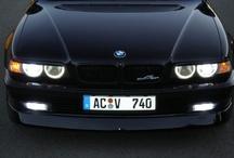 Horváth Szilárd BMW 740iA