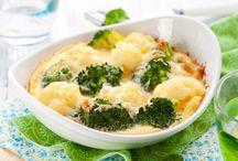 Blumenkohl Broccoli