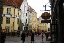 Tallinn, Estonia / Photos taken in Tallinn