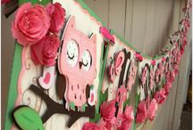 DIY Banners / by Debra Quartermain