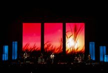 Jason Mraz / Stage design and visual content including 20 music videos with film, CGI, stop motion and hand-drawn animation for Jason Mraz, album LOVE is a Four Letter Word, world tour.