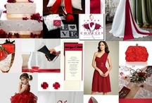#RED#WEDDING / #Wedding