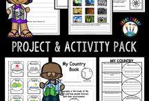 Summer Resources / Summer fun resources for school