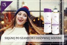 Zadbaj o włosy zimą