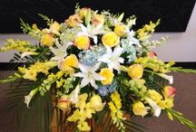 Funeral Flowers for Service