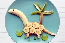 Playful food for kids