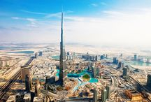 United Arabian Emirates / The United Arab Emirates is an Arabian Peninsula nation settled mainly along the Persian Gulf that was formed from 7 sheikhdoms. Dubai is the site of ultramodern Burj Khalifa tower, enormous shopping centers and extravagant attractions, such as the indoor Ski Dubai.