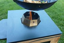 Outdoor Cooking / Fire Wok