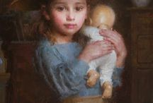 OIL PAINT-CHILDRENS