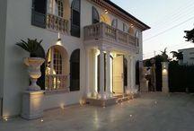 Villa privata a Cannes / Servizi di contract per una residenza privata