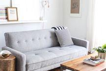 M & K Living room