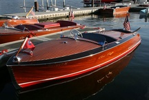 Chris Craft Boats / by Gwen Saxe