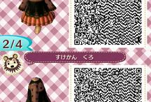 QR Code Animal Crossing.