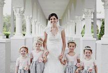 Wedding Color Inspiration: Grey Wedding