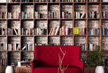 Livros e Bibliotecas