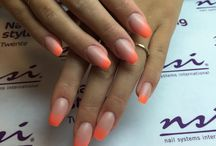Cancer - ZODIAC Inspired Nails / Featuring NSI's products: Secrets, Balance, Attraction, Technailcolor and more Acrylic and Gel products for beautiful professional nail enhancements!