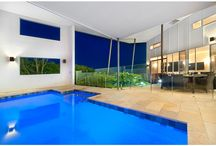 Frameless Pool Fences / Pool Fence projects we have manufactured and installed Thump X1 Frameless Glass Balustrade on.  www.thumpbalustrades.com.au