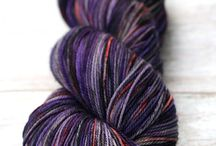 PurPle YARN / by Grace Davis