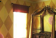 Little Girl Rooms / by Jan, blogging at... {jancooks.blogspot.com}