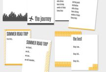 Journal Cards / Project Life / by Darcie Ramp Smith