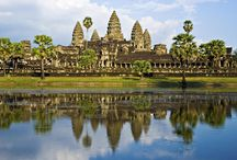 Some things to do in Cambodia. / Some things to do in Cambodia.