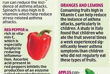 Asthma / Food to help heal