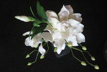 My Sugar flowers / Handmade sugar flowers