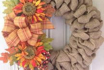 Wreaths  / All kinds of wreaths  / by Stacy Shumate