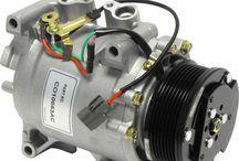 06-02 Honda CR-V A/C Parts / Honda CR-V compressor and other parts to repair your automotive ac system.