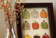 Fall Decor / by Danielle Carver