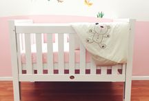 Girls Nursery / Creating a Nursery for your child should be a fun experience. Babies.co.nz provide affordable beautiful nursery furniture and accessories.