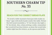 Southern Charm / by Christine Smith
