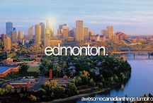 Edmonton Alberta  / by Mercougar