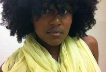 Natural Hair vibes / by LaKisha Bolton