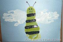 Bee Theme Classroom Ideas / by Melody Reagan