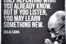 Powiedzenia, cytaty, mądrości