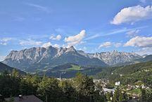 Austria 2015 / Die Fahrt in die Nockberge