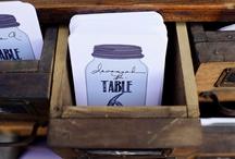 Weddings / Escort Cards + Seating Charts / Fun and creative ideas for wedding escort cards and seating charts.