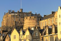 Edinburgh / Capital treats abound, from mighty castles and royal palaces to gourmet restaurants and world-famous festivals. http://www.secretearth.com/destinations/72-edinburgh