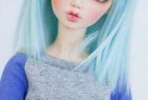 まんがドール / Sabe aquelas bonequinhas japonesas, super kawaii's e caras, que você sempre quis ter??? Taa-daaa...!!♡♡♡