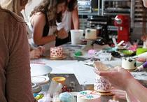 cake decorating / by Crystal Kepley