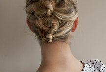 Hairstyles / by Stephanie Chou