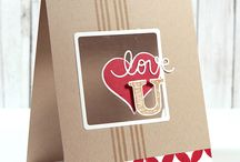 Valentines / Ideas for Valentines cards and gifts