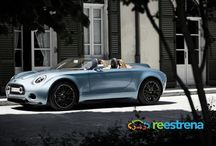 MINI Superleggera Vision / MINI, la marca inglesa propiedad de BMW, con Carrozzeria Touring Superleggera han diseñado y construido un modelo único y elaborado artesanalmente, que mezcla la tradición de la construcción clásica con el auténtico estilo británico. Se trata del MINI Superleggera Vision, un exclusivo vehículo biplaza con un diseño que enamora. http://www.re-estrena.net/